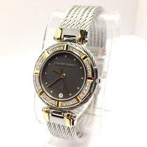 Charriol 18k Yellow Gold & Steel Unisex Watch W/ Diamonds...