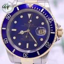 Rolex Submariner Ref.: 16613 St/G von 1990mit Echtheitsbeschei...