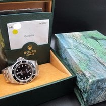 Rolex 2005 ROLEX SUBMARINER 14060M WITH BOX AND PAPER