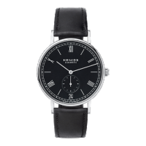 Nomos Ludwig Automatic Date Anthracite - refurbished
