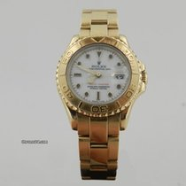 Rolex LADY YACHT MASTER YELLOW GOLD  29mm
