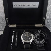 Panerai Pam 531 Luminor 1950 3 Days GMT 24H Automatic Acciaio