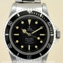 Tudor Submariner Pointed guard chapter ring 1961