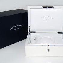 Franck Muller BLUE ORCHID Box mit Umkarton,weiß