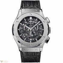 Hublot Classic Fusion Aero Chronograph Titanium Men's Watch