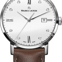 Maurice Lacroix Eliros EL1084-SS001-150-2 Herrenarmbanduhr...