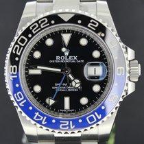 ロレックス (Rolex) GMT-Master II Steel 'Batman' BLNR 40MM,...