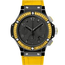 Hublot Big Bang 41mm Tutti Frutti Black · Lemon 341.CY.1110.LR...
