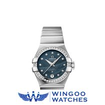 Omega CONSTELLATION OMEGA CO-AXIAL 27 MM Ref. 123.15.27.20.53.001