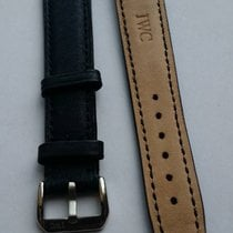 IWC Leather Strap 18mm with IWC Buckle 16mm