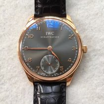 IWC Portuguese Hand-Wound IW545406 Rose gold