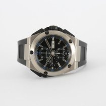 IWC Ingenieur Double Chrono Titanium - men's watch - 2011