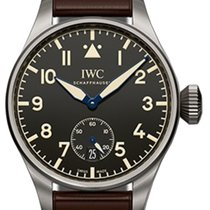 IWC Schaffhausen IW510301 Big Pilot's Heritage Watch 48 Black...