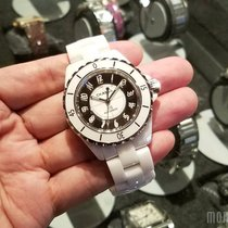 Chanel H4862 (Limited Edition of 1200 Pieces) J12 Mirror 38mm