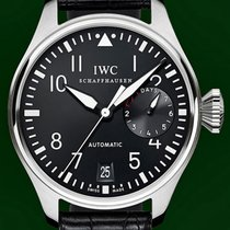 IWC Big Pilot 46mm Automatic 7 Days Power Reserve