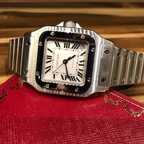 Cartier Santos Galbée Large XL 20098D6