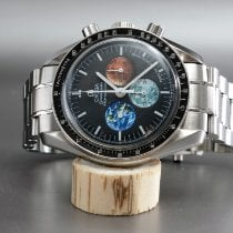 Omega Speedmaster Professional Edition From Moon to Mars