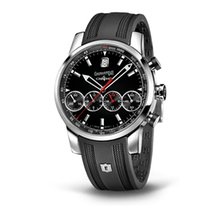 Eberhard & Co. Chrono 4 Grand Taille quandrante nero...