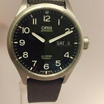 Oris Big Crown Pro Pilot Day-Date New 3 Years Warranty