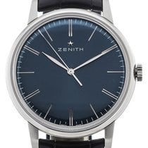 Zenith Elite 42 Automatic Blue Dial