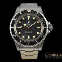 Rolex Submariner Vintage 5513 Meters First 1966 TOP Condition