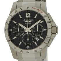 Longines Conquest Automatic Chronograph