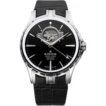 Edox Grand ocean open heart automatic