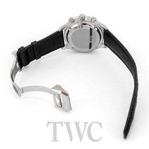 IWC Portugieser Chronograph Black/Black - IW371447