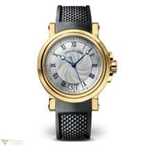 Breguet Marine Automatic Big Date 18K Yellow Gold Men's Watch
