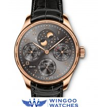 IWC PORTOGHESE CALENDARIO PERPETUO DIGITALE Ref. IW503404