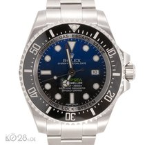 Rolex Sea-Dweller DeepSea 116660 D-BLUE ungetragen Cameron...