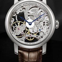 Aerowatch RENAISSANCE - BIG MECHANICAL SKELETON - Ref. 57931 AA01