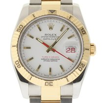 Rolex Datejust Turn-O-Graph 36mm 116263 Steel Gold 2006...