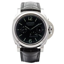 Panerai Luminor Power Reserve Automatic Acciaio 44 mm