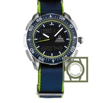 Omega Speedmaster Skywalker X-33 solar impulse  limited 1924 blue