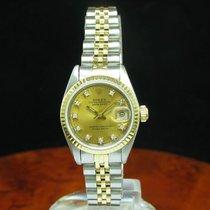 Rolex Lady Datejust 18kt 750 Gold / Edelstahl Automatic...