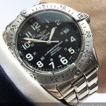 Breitling Superocean Automatik Automatic with Breitling Strap