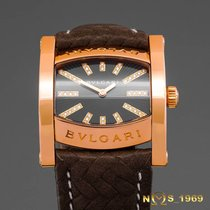 Bulgari Assioma Rose Gold & Factory Diamonds Box Papers