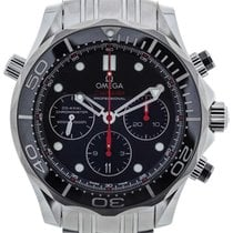 Omega Seamaster Diver 300 M Co-Axial Chronograph 44