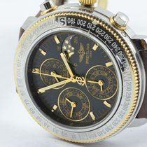 Breitling Astromat 1461 Longitude Stahl Gold Automatik Gmt...
