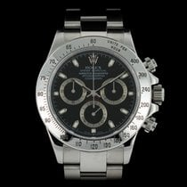 Rolex Cosmograph Daytona 116520, 2015 model, full set, black dial