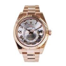 Rolex Sky-Dweller Rose Gold 326935
