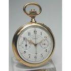 A. Lange & Söhne , 750/- Chronograph mit schleichendem...