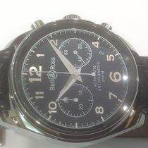 Bell & Ross BR 126 Geneve Chronographe stainless steel