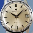 Vacheron Constantin 6562, steel, date, automatic, rare, large...