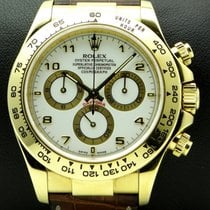 Rolex Cosmograph Daytona yellow Gold Ref.116518, full set