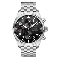 IWC Pilot's Watch Fliegeruhr Chronograph 21% VAT included