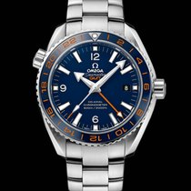Omega Seamaster Planet Ocean  600M Omega Co-Axial GMT  43,5mm