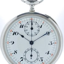 Swiss Mens Pocketwatch Chronograph