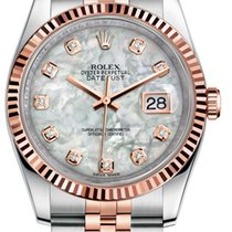 Rolex Oyster Perpetual Datejust Lady 36 mm Mother of Pearl